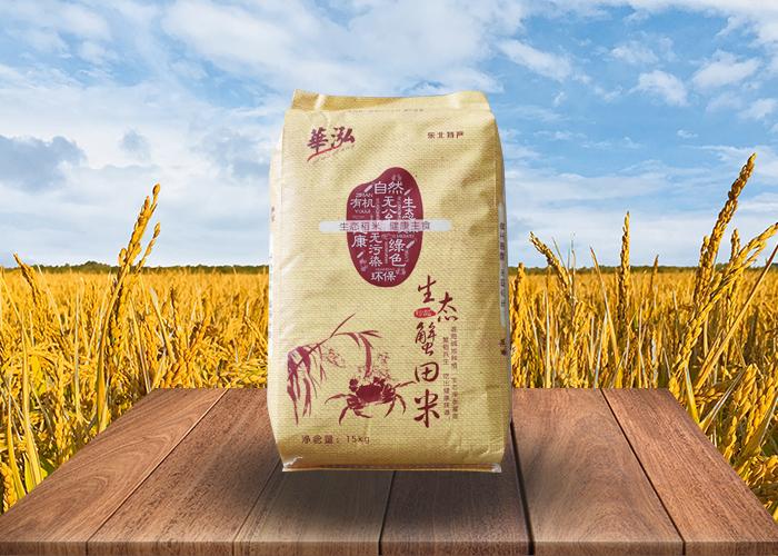 华泓生态蟹田米(15kg)