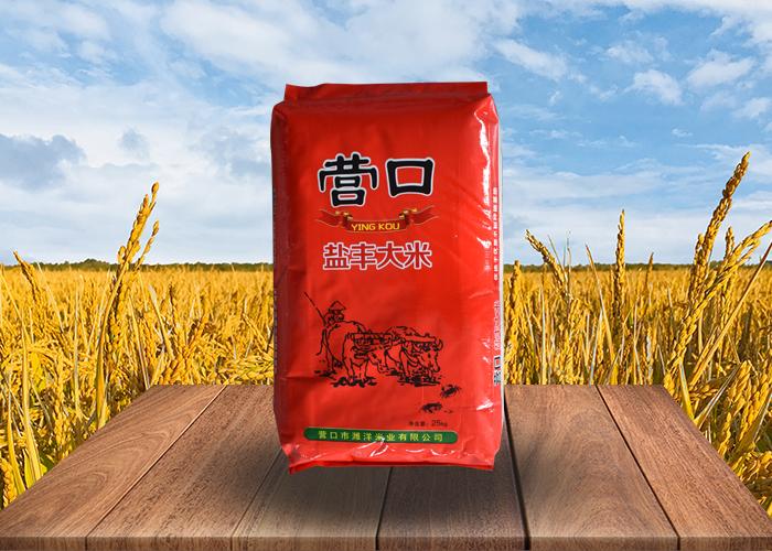 辽宁盐丰大米(25kg)
