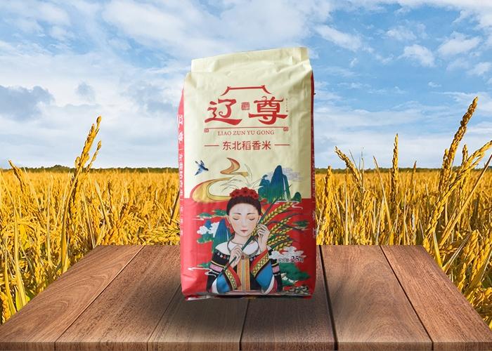 辽尊东北稻香米(25kg)