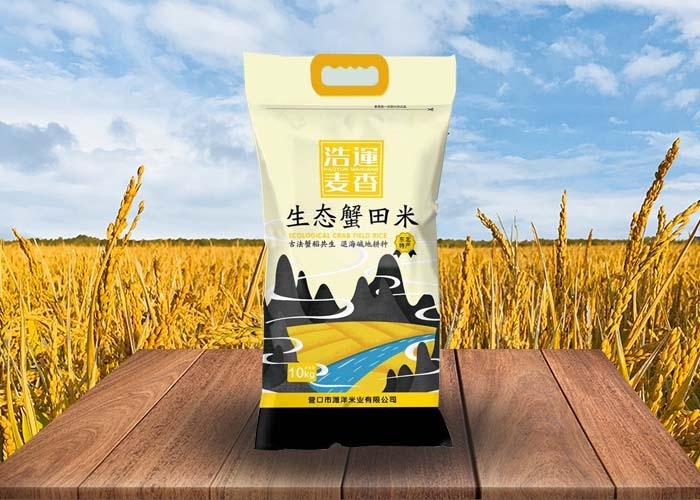 盘锦浩运麦香生态蟹田米(10kg)